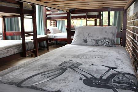 Nkwazi Eco Backpackers (Dorm) - Nkwazi - Rumah