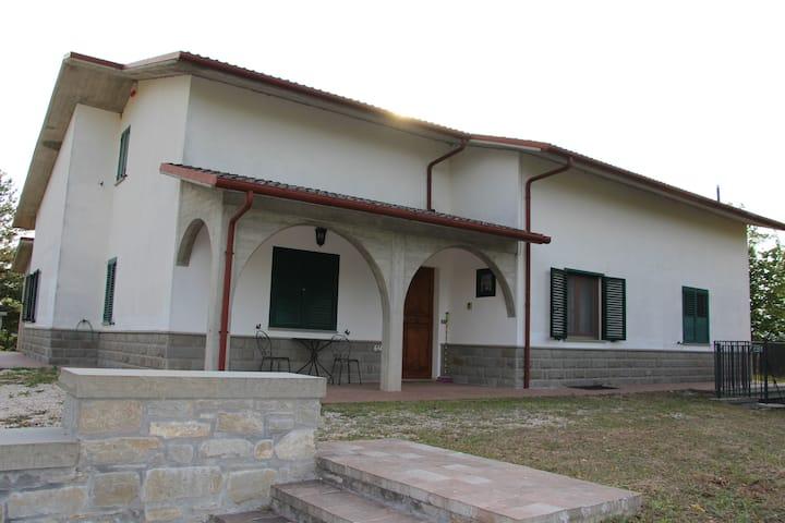Villa Raggio della Valle