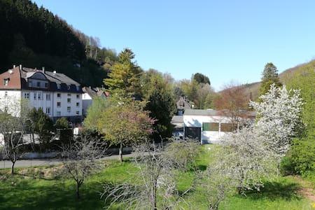 Kleines Dachgeschossnest im idyllischen Sauerland