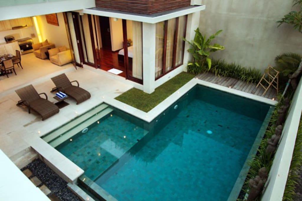 2 Bedroom Luxe Portsea