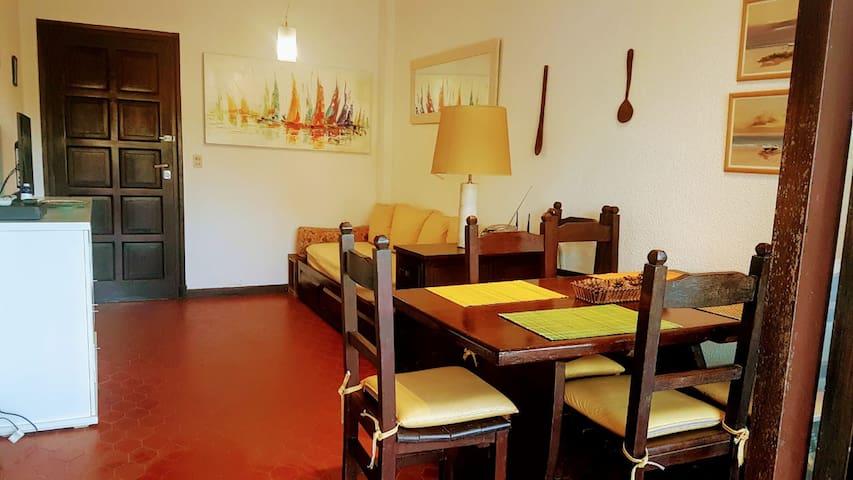 Departamento estilo mediterráneo en Pinamar