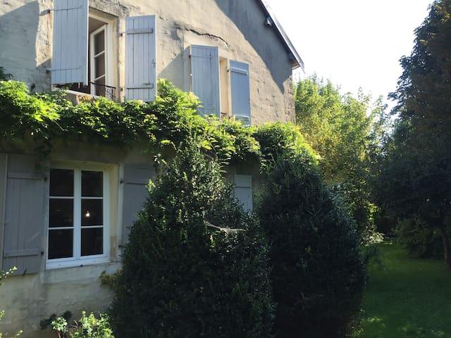 Chambre de charme dans maison de maitre - Charcenne - Huis