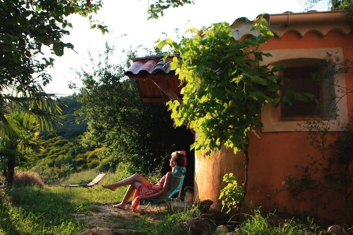 """Provence Ventoux Cosy """"Chambre ronde"""" Insolite"""