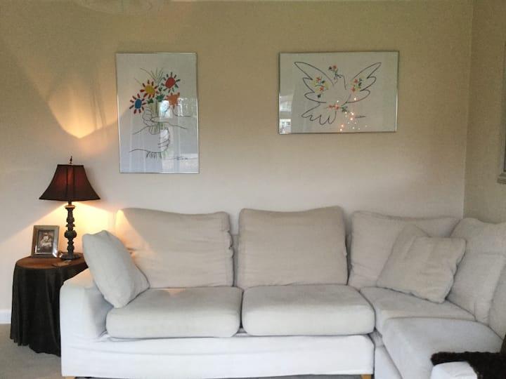 4/5 bedroom home in Girton, Cambridge, long let