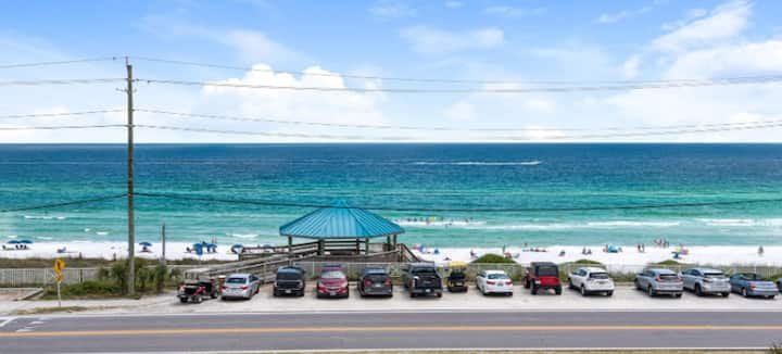 Gulf-Facing, Top Floor, Scenic 98 in Miramar Beach