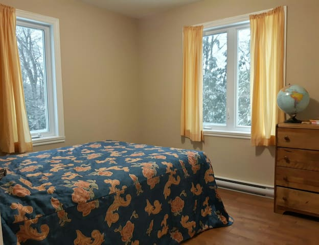 Private double  bedroom - Knowlton - House