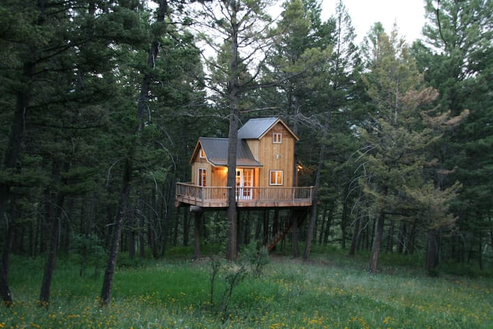 Papa's Treehouse - Bozeman - House