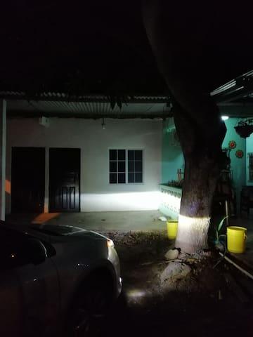 Departamento centrico en La Arena de Chitré.