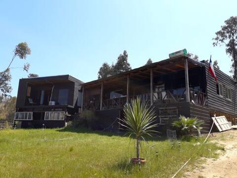 Hermosa casa en Foresta de Zapallar