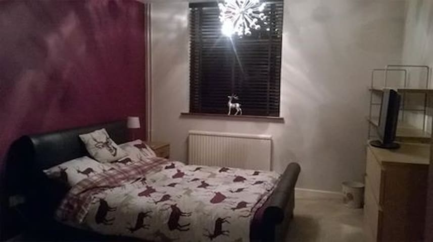 Large double bedroom - Cambridgeshire - House