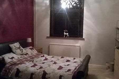 Large double bedroom - Cambridgeshire