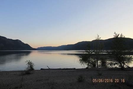 Shuswap Rendezvous - Chase