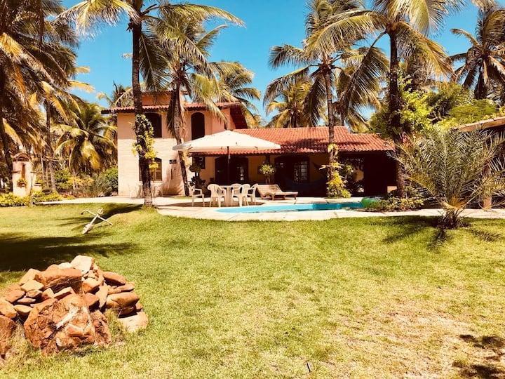 Casa de Praia - Praia de Flecheiras - Ceará