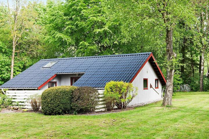 Countryside Holiday Home in Jutland with Terrace