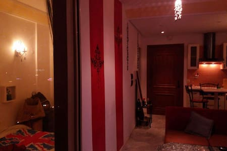 Bel appartement kantaoui - Hammam Sousse - Leilighet