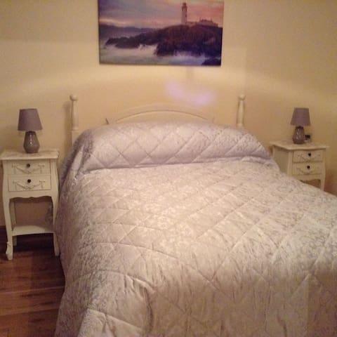 Kozy Home in Letterkenny  Bedroom 1