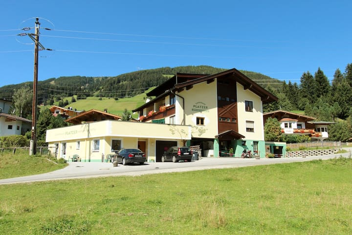 Peaceful Apartment in Gerlos near Ski Area Zillertal Arena