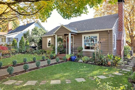 Classic 1940's Cottage Home