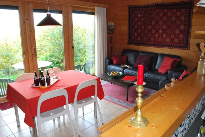 La Petite Source - holiday home in the Gaume