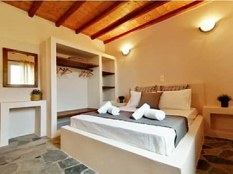 Lakkos beach house - Agios Romanos