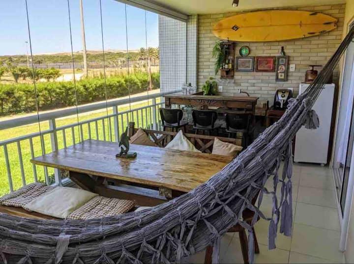 Resort Golf Ville próximo ao Beach Park