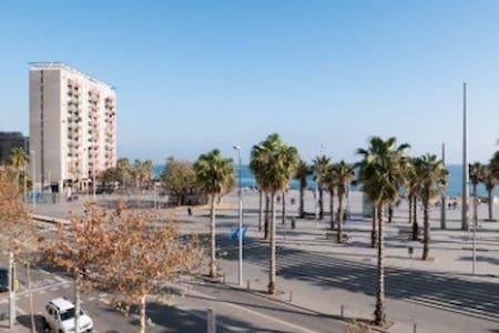 Great flat in the beach - Barcelona - Apartamento