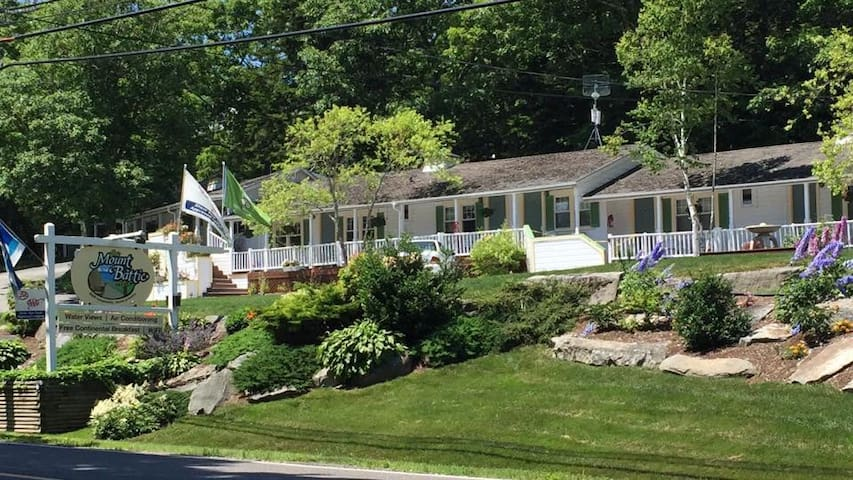 The Mount Battie Inn~King Bedroom~Lincolnville~Camden
