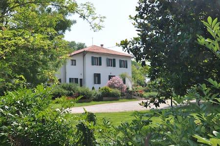Villa Casello fronte mare spiaggia parco piscina - Eraclea Mare