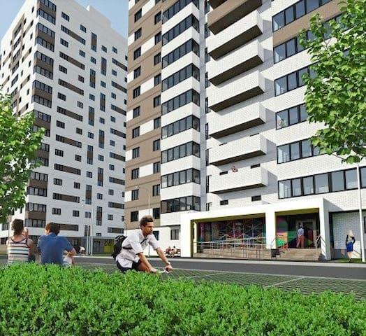 """2-х ком. квартира напротив ТЦ""""Кристалл"""" Менделеева"""