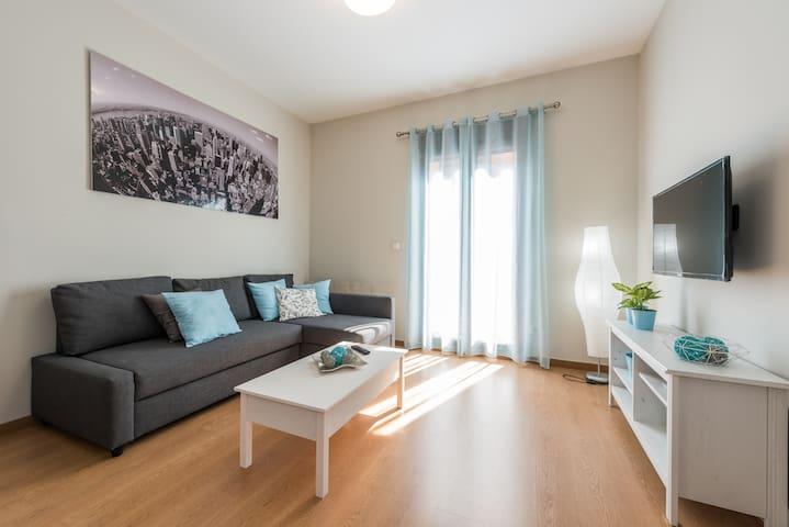 Apartment Alcalá de Henares Centro - Alcalá de Henares - Huoneisto