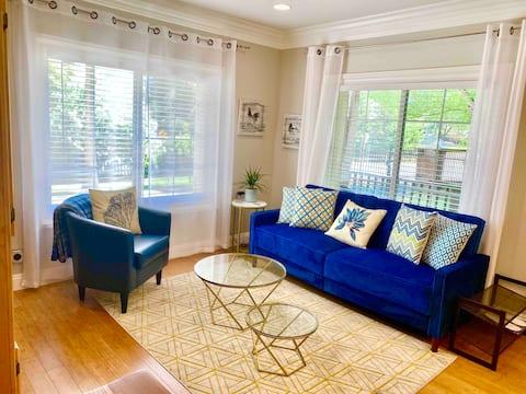 Cozy Fair Oaks apartment