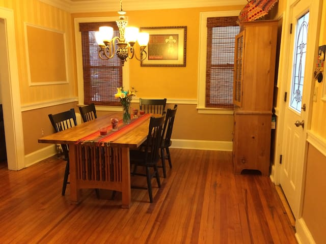 House in Maplewood 35mins from NYC - Maplewood - Huis