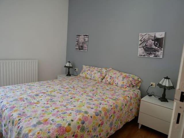 chambre 1-habitación 1- bedroom 1