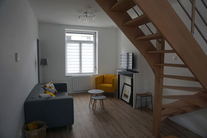 Appartement quartier Euratechnologie Lille
