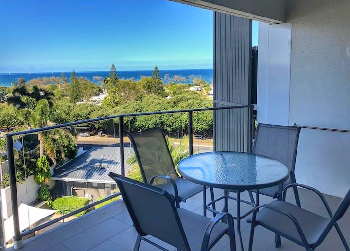 Maroochydore - Ocean View, 2 Bedroom Apartment