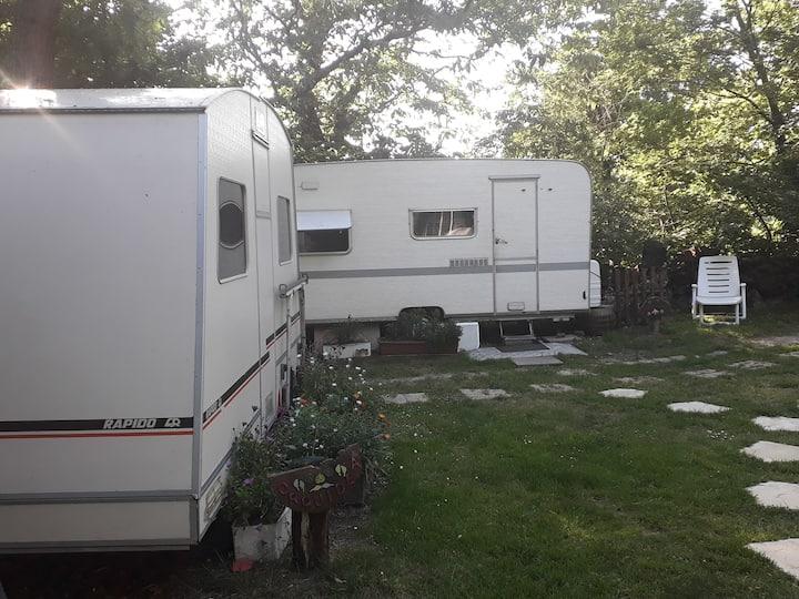 Urban Camping - Caravane ORQUIDEA