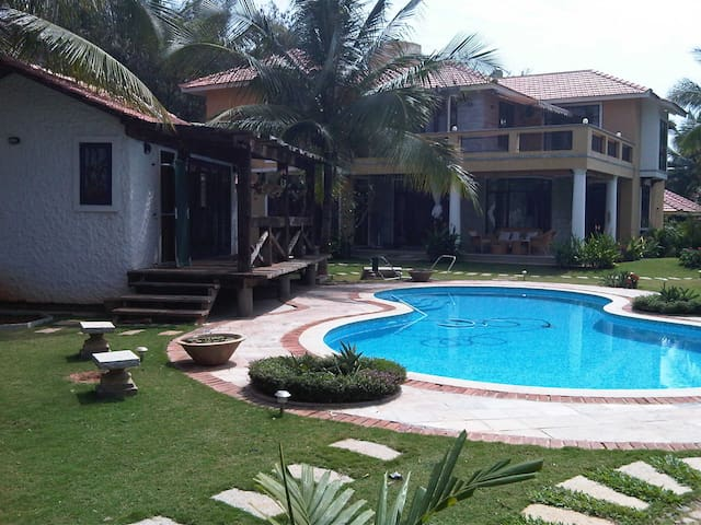 Resort like house in Whitefield - Bangalore - Huis