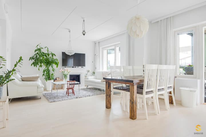 WeHost Elegant & Family Friendly Apartment WeHost @Sompasaarenlaituri
