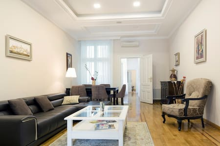 Ambasador - downtown two bedroom luxury apartment