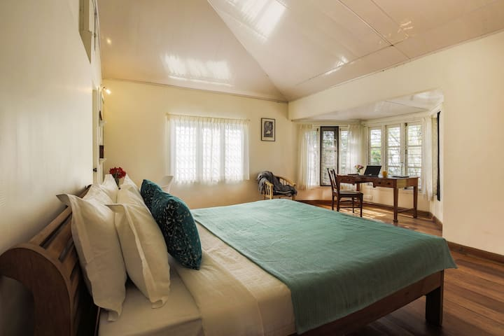 ⭐Gorgeous room in Plantation Bungalow, Nr Bandipur