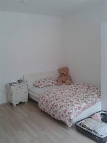 Schönes, möbliertes Zimmer in der Fußgängerzone - Friedrichshafen - Apartamento