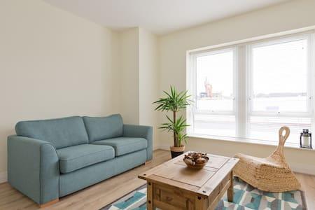 Charming Double Room In Dublin - Casa