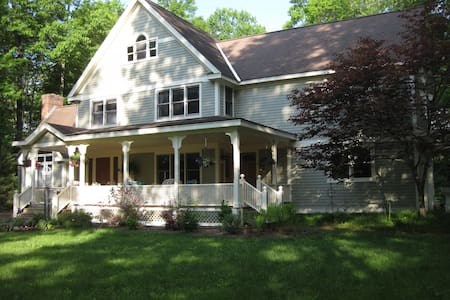 Private En Suite in Beautiful Victorian - Great Barrington - Daire