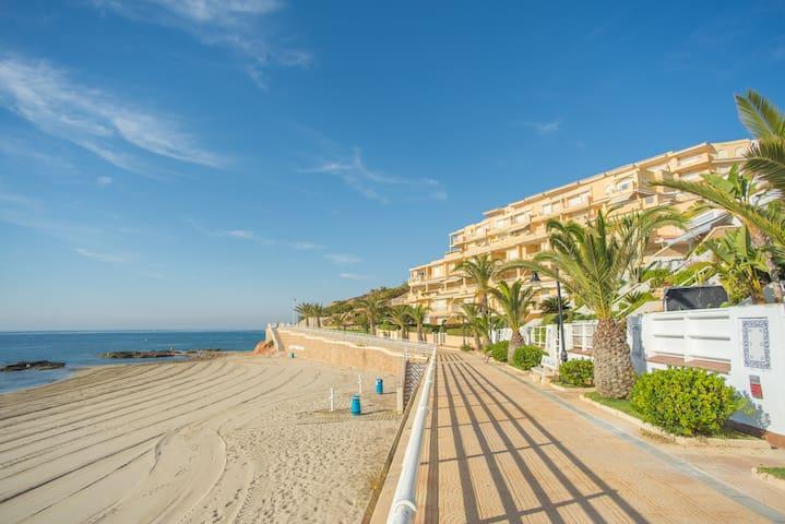 MARINE-1: Sea views. Direct access to 2 beaches - Orihuela - Appartement