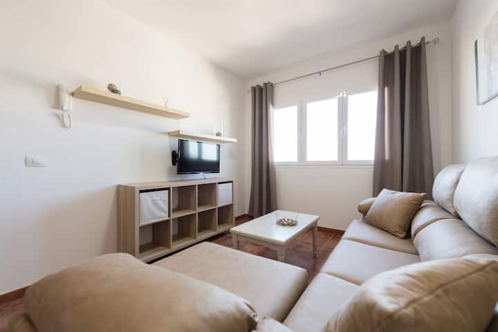 La Madera 3A Urban Apt. near the airport & Wifi