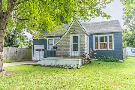 Home near MSU, Cox, Bass Pro &Mercy - Springfield - House