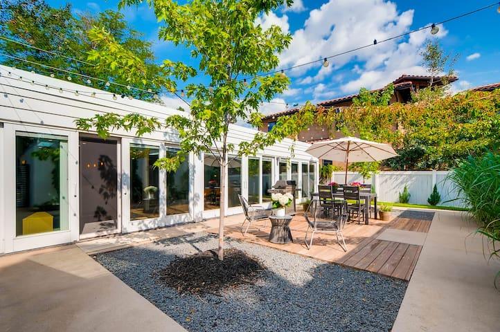Mid-Century Dream in Denver Master Suite