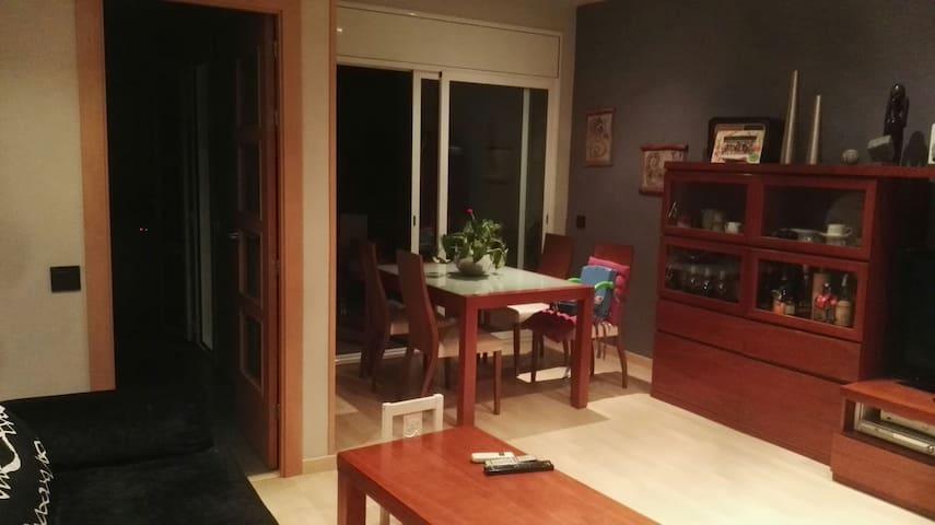 Casa cèntrica, a 5min de la platja - Vilanova i la Geltrú - Haus