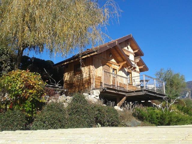 La cabane d'Estef