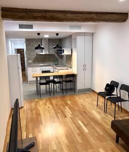 Nuevo y acogedor apartamento en el centro